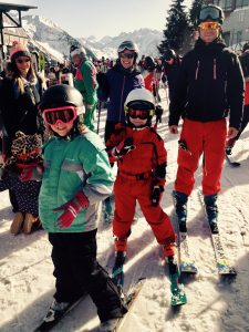 Private Children Ski Lessons in Morzine, Avoriaz, Les Gets.